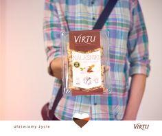 Ułatwiamy życie uczniom i studentom! Naleśniki Virtu - idealne do szkoły i na uczelnię! :)