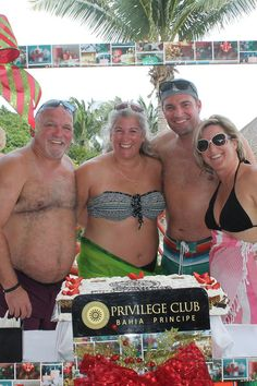 Some happy #BPPCMembers in Mexico! #ExperienceBPPC #PrivilegeClub #BahiaPrincipe