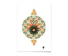 Affiche ▲ MOLOKAI ▲ - 40*50 | Westwing Home & Living
