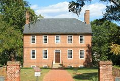 Kenmore is the only surviving structure from the Kenmore plantation. It was the home of Fielding and Betty Washington Lewis in Fredericksburg, Virginia. Betty was the sister of George Washington, the first president of the U.S. The Lewises had the Georgian mansion built in the 1770s on their 1,300-acre plantation. The mansion's rear frontage was oriented to the Rapahannock River for easy transportation access. More than 80 slaves worked on the plantation, including a number of domestic…