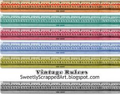 Sweetly Scrapped: Random Vintage Images, Digi Stamps and Textures