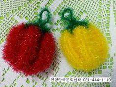 뜨개질사랑 & 솜씨자랑 | BAND Crochet Earrings, Band, Cross Stitch, Needlepoint, Bags, Tricot, Sash, Bands