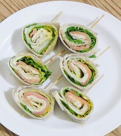 Thanksgiving Roll Ups Recipe. These delicious Thanksgiving Roll Ups are a perfect way to enjoy the holiday meal all over again the next day. I had to create
