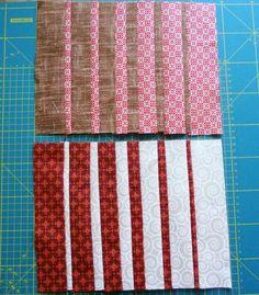 O rôznych technikách šitia patchworku som sa najviac dozvedela z internetu. A to hlavne vďaka ochotnýcm patchworkárkam, ktoré si dali tú námahu a zverejnili postupy šitia. Už dlhšie som sa ale za...