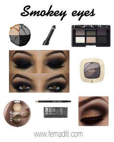 """Sin título #99"" by b2pbea on Polyvore featuring moda, NARS Cosmetics, Bourjois, L'Oréal Paris, lilah b., Bobbi Brown Cosmetics, Boohoo y Surratt"