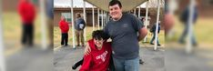Teen Saves 2 Years to Buy His Friend a Wheelchair. Here's Why It's Not a 'Feel-Good' Story. Good News Stories, Feel Good Stories, Feel Good News, Human Rights Issues, Human Kindness, Disabled People, Medical School, Pick One, Feel Better