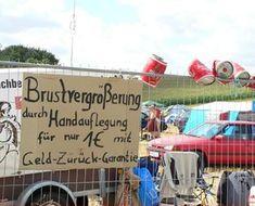 Festival Schilder Sprüche