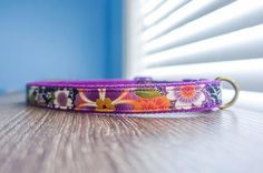 Dog collar, Custom dog collar, collar and leash, floral dog collar, dog leash, dog harness, pet accessories collar harness, Japanese Kimono