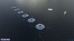 Salmo Solar, a new development in offshore fish farming where the facility produces the electric power it needs itself, by using wind, waves and the sun to harvest energy.  www.salmosolar.no