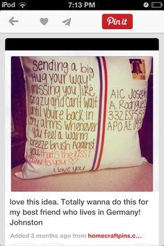 Cute gift idea for boyfriend/girlfriend