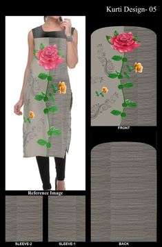 Pattern Design, Print Design, New Kurti, Flower Wallpaper, White Patterns, Kurtis, Digital Prints, Summer Dresses, Abstract