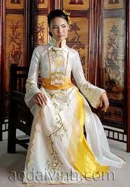 traditional vietnamese wedding dress - Google Search