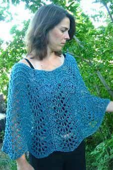 3c661290fd29d4 Resultado de imagem para poncho em crochet Knitted Poncho