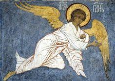 Angel, sacred one.