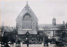 Holy Trinity - HAMPSTEAD HEATH - 2016*** Swiss Cottage, Hampstead Heath, Holi, Cathedral, Travel, Viajes, Holi Celebration, Cathedrals, Destinations