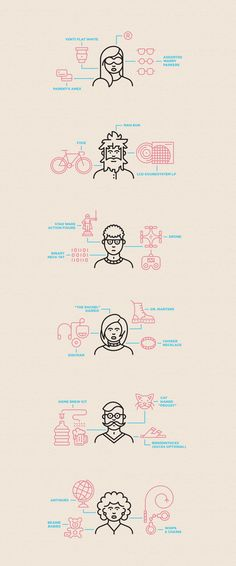 Contently Millennials Illustrations on Behance People Illustration, Line Illustration, Business Illustration, Character Illustration, Personas Design, Doodle Designs, Graphic Design Print, Illustrations And Posters, Business Design