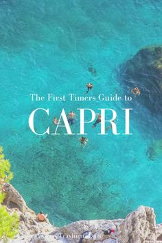 There are so many unique things to do in Capri, Italy, though many visitors make just a day trip to Capri. This Capri guide has the best of where to eat, play, and stay. travel guide Why Take Just a Day Trip to Capri With So Many Amazing Things to Do? Cool Places To Visit, Places To Travel, Places To Go, Instagram Inspiration, Travel Inspiration, Italy Travel Tips, Travel Guide, Slow Travel, Travel Checklist