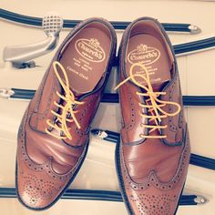 Church's Worn-In Wingtips