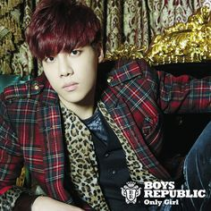 Boys Republic's Onejunn 'Only Girl'