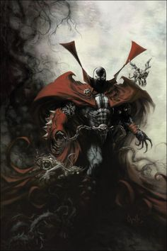 Spawn by Greg Capullo