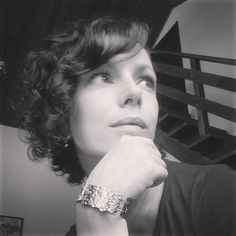 lunar bracelet Cristina Espinoza. #silversmith #handmade #jewelry #collection #moon #lua #bracelet #silver #design