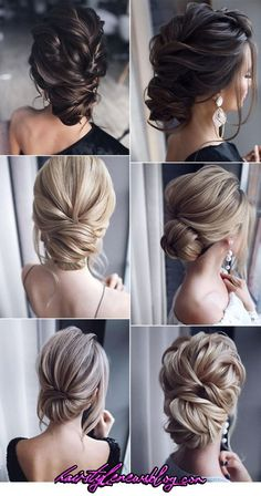 26 gorgeous updo wedding hairstyles from tonyastylist page 2 of 2 oh best day ever day gorgeous hairstyles page tonyastylist updo wedding hochsteckfrisuren hochzeit frisur ideen Curled Hairstyles, Bride Hairstyles, Amazing Hairstyles, Hairstyle Ideas, Hairstyle Wedding, Bangs Hairstyle, Trendy Hairstyles, Vintage Wedding Hairstyles, Classy Updo Hairstyles