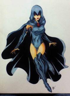 Raven/Rachel Roth