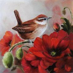 BIRD ARTWORK BY PAULIE ROLLINS