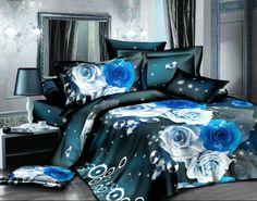 Flying Butterfly Duvet Cover Set 3D Bedding