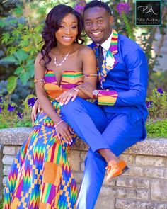 20 Flawless Photos That Capture The Stylishness of the Traditional Nigerian Bride - BGLH Marketplace Nigerian Bride, Nigerian Weddings, African Wedding Dress, African Print Dresses, African Attire, African Wear, African Style, Mode Wax, Ghana Wedding