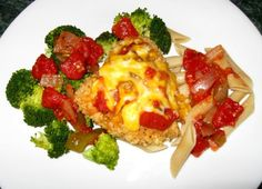 Chicken Parmesan   This link will take you a blog filled with recipes for the Isagenix lifestyle!
