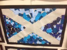 November 30 is Scotland's national holiday, St Andrew's Day. While not as widely celebrated as Ireland's St. Patrick's Day, it is a day of celebration in Scotland. Burns Night Crafts, Katie Morag, Cow Craft, Art For Kids, Crafts For Kids, Scottish Culture, Sheep Crafts, Nursery Activities, Flag Art