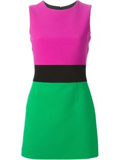 Shop Fausto Puglisi colour block dress in L'Espionne from the world's best independent boutiques at farfetch.com. Shop 300 boutiques at one address.