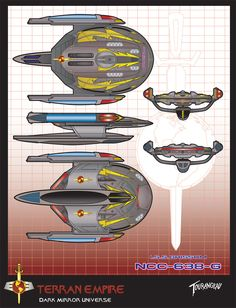 I.S.S. Grissom NCC-638 G