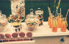 Vintage Circus Guest Dessert Feature | Amy Atlas Events