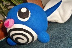 Poliwag Plush by Sparkle-And-Sunshine