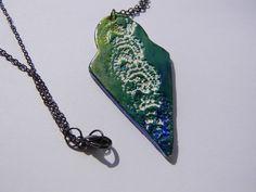 "Pandantiv / Necklace ""Lace"" From Niaca Jewelry Pendant Necklace, Drop Earrings, Jewelry, Jewellery Making, Jewelery, Drop Earring, Jewlery, Jewels, Jewerly"