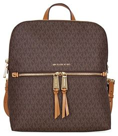 online shopping for MICHAEL Michael Kors Rhea Zip Medium Slim Backpack from top store. See new offer for MICHAEL Michael Kors Rhea Zip Medium Slim Backpack Backpack Craft, Backpack Purse, Black Backpack, Leather Backpack, Fashion Backpack, Michael Kors Rhea Backpack, Handbags Michael Kors, Louis Vuitton Handbags, Michael Kors Jet Set