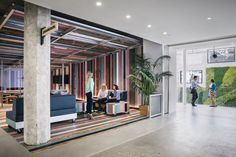 Airbnb was just voted the #1 best place to work, so lets have a quick look inside their offices in San Francisco, Portland, London and Dublin