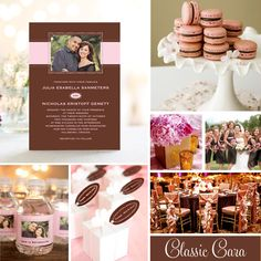 Wedding Inspiration: Classic Cara | Evermine Blog | www.evermine.com