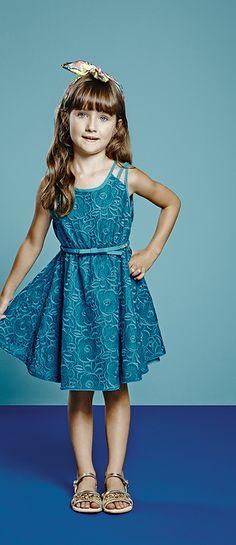 Animê | Verão 2014/15 | moda infantil feminina