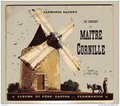 Le secret de maître Cornille - Alphonse Daudet