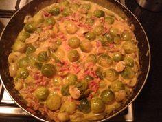 Heerlijke+pittige+spruitjes+,voor+na+een+lekkere+gure+dag