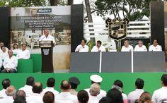 Celebrando el 90 aniversario de la fundación de Villa Cecilia - hoy Ciudad Madero