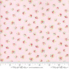 Per 1//4 Metre Moda Fabric Wild Free Novelty Dots Rosie