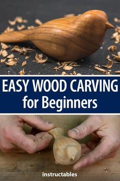 Woodworking Tools Organization Make a comfort birdie to learn easy wood carving for beginners. Tools Organization Make a comfort birdie to learn easy wood carving for beginners. Kids Woodworking Projects, Fine Woodworking, Diy Wood Projects, Wood Crafts, Woodworking Logo, Woodworking Techniques, Woodworking Store, Wood Turning Projects, Woodworking Patterns