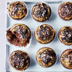M&s salted caramel cupcakes