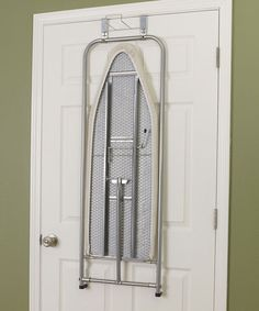 Love this Over-the-Door Ironing Board on #zulily! #zulilyfinds
