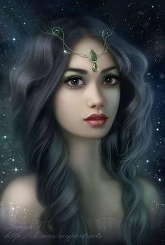 Woman, Girl, Beautiful, Fantasy