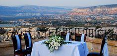Wedding ceremony #cappadocia #kapadokya #turkey #luxury #hotel #relaischateaux #boutique #museumhotel #uchisar #cave #cavehotel #museum #honeymoon #balayı #butik #event #outdoor #wedding #private #düğün #özel #terrace #view #manzara #scenery #panorama